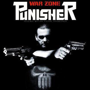 Punisher: War Zone Original Motion Picture Soundtrack - 2008