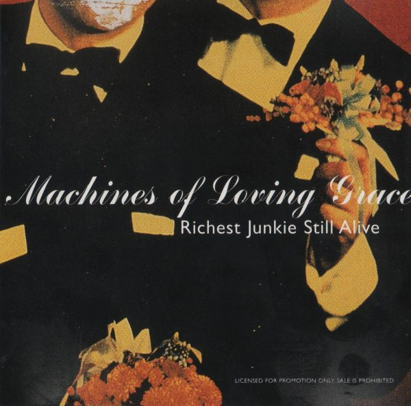 Richest Junkie Still Alive Promo with Remixes – 1995