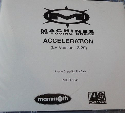 Acceleration Single - 1993